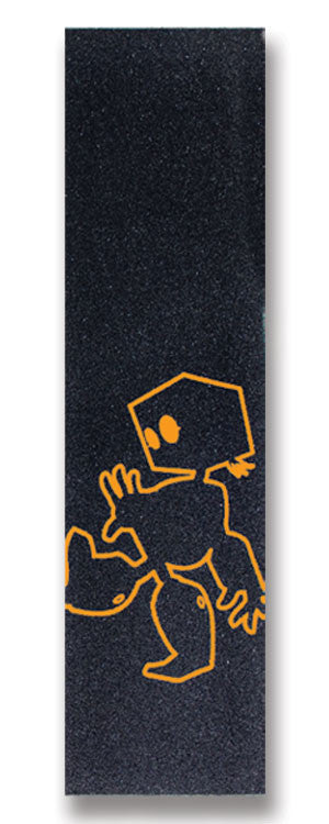 "Filmbot Grip | ""Boneless"" Griptape (Orange)"