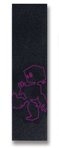 "Filmbot Grip | ""Boneless"" Griptape (Purple)"