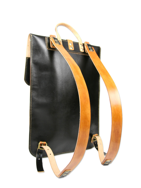 Handmade Laptop Backpack Leather