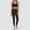 Flex Fit Seamless High Waisted Leggings in Black