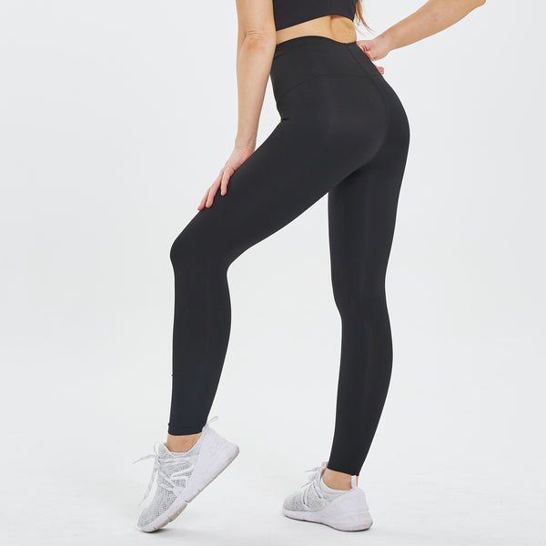 Sculpt High Waisted Leggings in Black