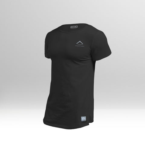 Mens Muscle Fit T-Shirt in Black