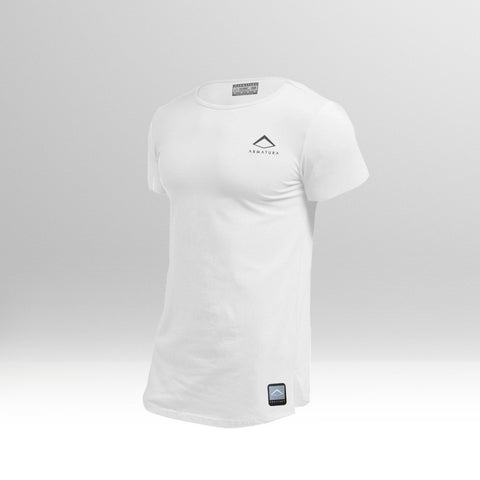 Mens Muscle Fit T-Shirt in Light Grey