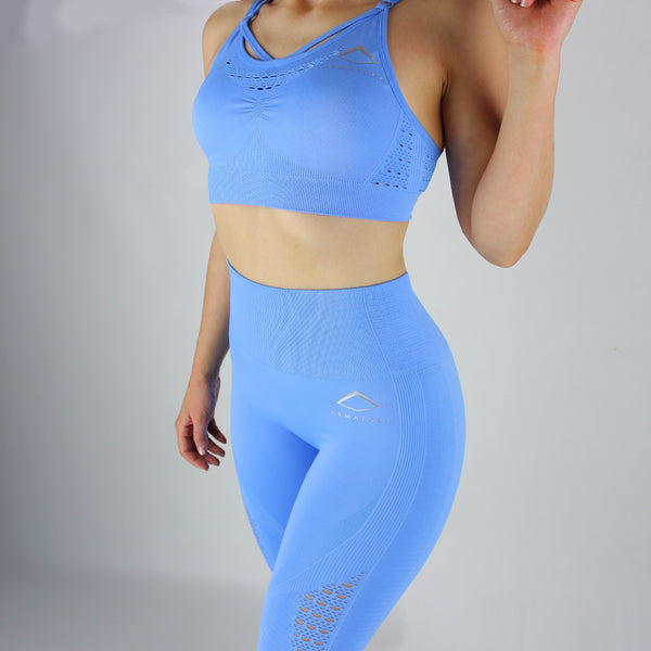 GEO Form 2.0 Seamless legging in Sky Blue