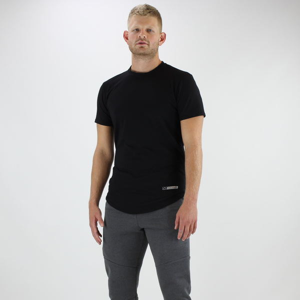 Mens Perform T-Shirt in Black