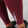 Core High Waisted Seamless Leggings in Berry