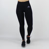 Core High Waisted Seamless Leggings in Black