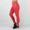 Core High Waisted Seamless Leggings in Coral