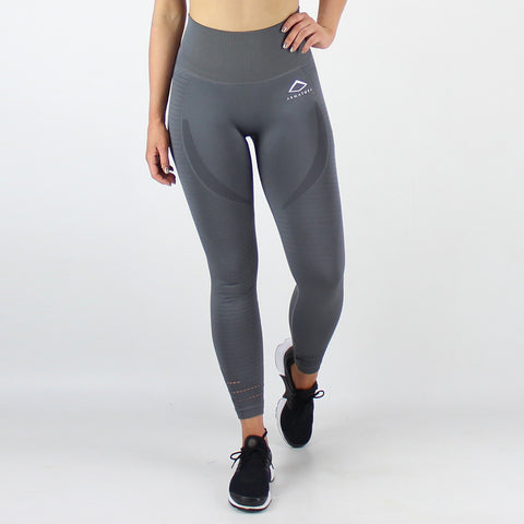 GEO Seamless legging in Grey