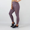GEO Form Seamless legging in Dusky Purple