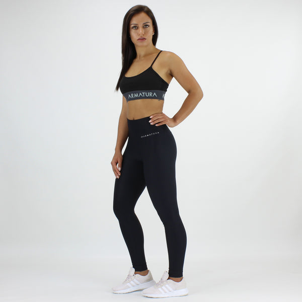 Luxe V2 Ultra High Waisted Leggings in Black
