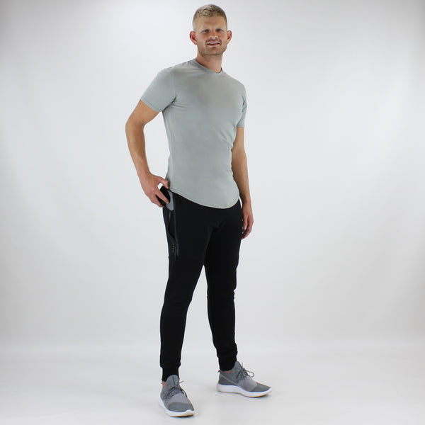 Mens Perform T-Shirt in Grey
