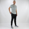 Men's Tech Fit Tapered Joggers in Black