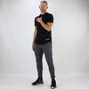 Men's Tech-Fit Tapered Joggers in Charcoal