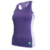 Fitness Vest in Indigo Purple