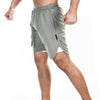 Tech Phone Pocket Shorts in Grey