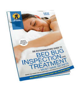 How To Find and Kill Bed Bugs by Veterans Pest Control - Must Have Step by Step Guidebook with Insider Secrets - Use with Products: Diatomaceous Earth, Bed Bug Spray, Heat, Traps, or Bed Encasements