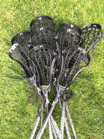 Under Armour Honor strung with Rail Elite Pocket - Advanced Women's Lacrosse Stick