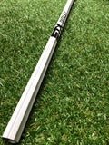 STX Eclipse 2 Lacrosse Goalie Complete Stick. White Head with White Strings, STX Outlet Shaft