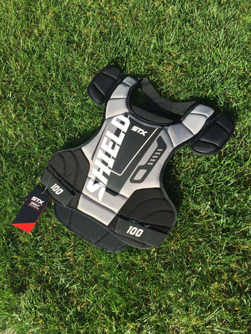 STX Shield 100 Lacrosse Goalie Chest Pad