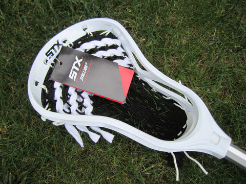 STX Stallion 50 Junior Men's Lacrosse Complete Stick
