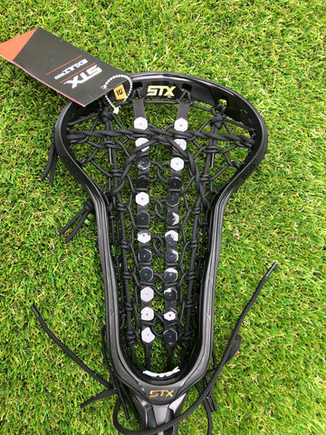 STX Exult 600 with Runway Pocket - Elite Women's Midfield Lacrosse Stick