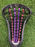 Pre-loved STX Crux I 10 degree Women's Lacrosse Head - Brand new replacement stringing!!