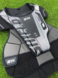 STX Shield 400 Lacrosse Goalie Chest Pad - Intermediate Level