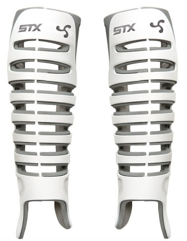 STX Valor Lacrosse Goalie Shin Guard - Large