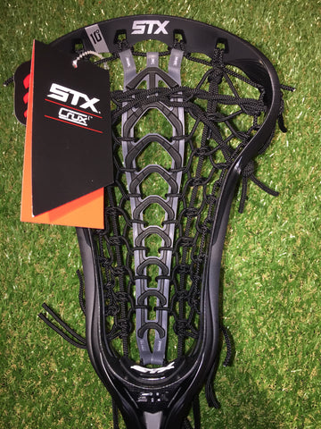 STX Crux i with Launch Pocket - Advanced Women's Lacrosse Stick