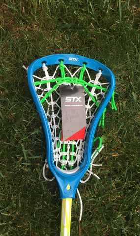 STX Fortress 100 - Entry Level Women's Lacrosse Stick
