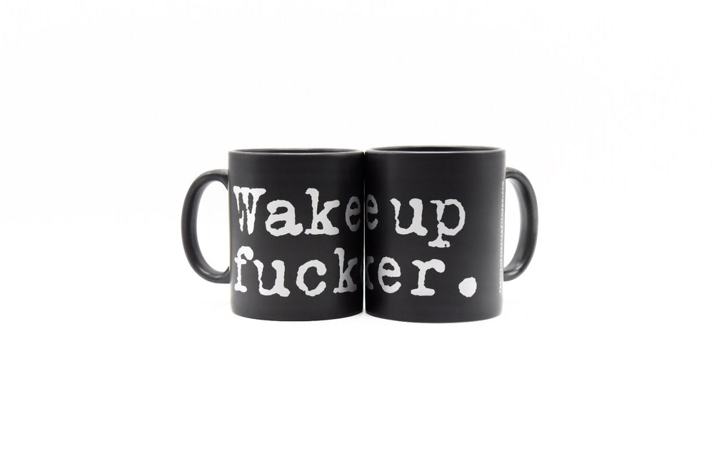 Wake up fucker.  MUG