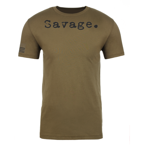 SAVAGE. Military Green