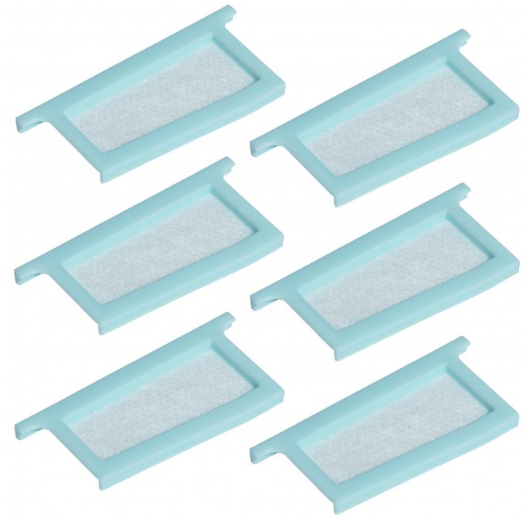 Philips Respironics™ Disposable Ultra Fine Filter For DreamStation™ 6 Pack-CPAP Parts & Accessories-RestoreSleep.net