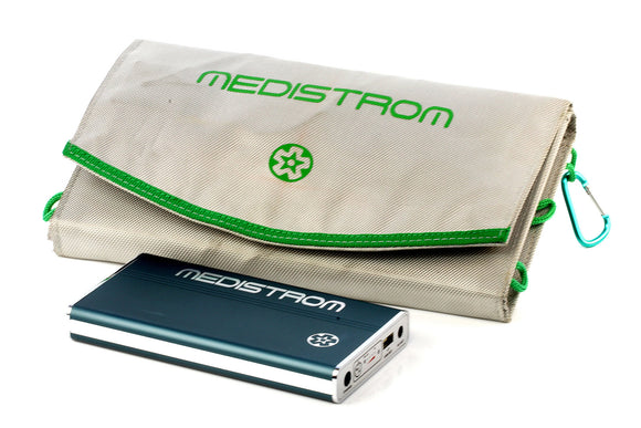 Medistrom™ 50W Solar Panel for Pilot-12 & 24 Lite-CPAP Parts & Accessories-RestoreSleep.net