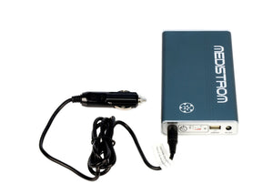Medistrom Car Charger for Pilot-12 & 24 Lite-CPAP Parts & Accessories-RestoreSleep.net