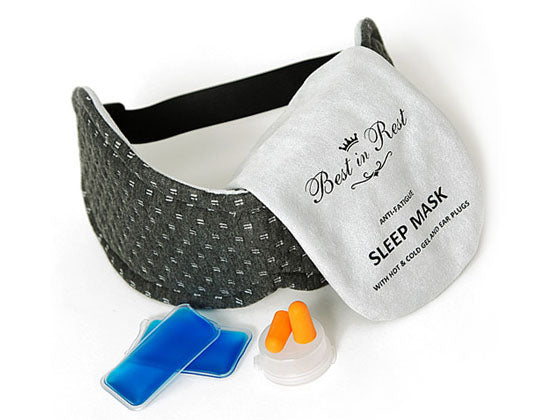 Memory Foam Anti-Fatigue Sleep Mask