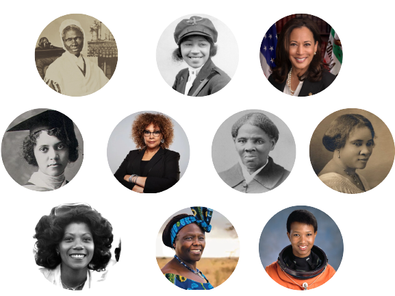 Highlighting Black Women in History: February is Black History Month