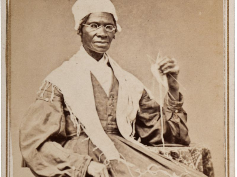 Sojourner Truth, tech pioneer. (Wikimedia Commons/Public Domain)