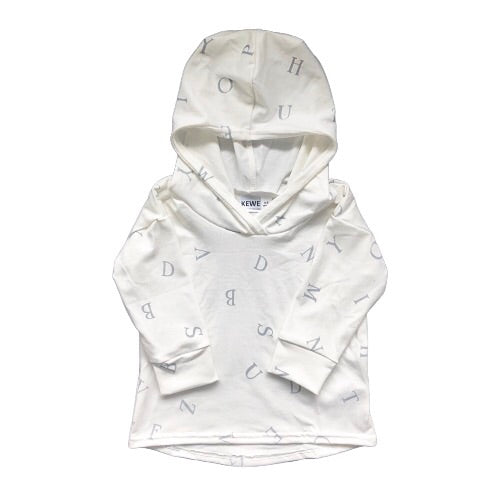 Scattered Print Hoodie - KEWE Clothing