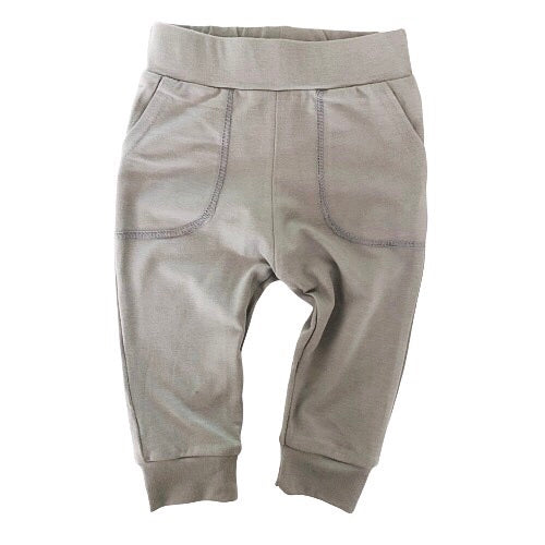 Bamboo Pocket pants - Cloudy Day - KEWE Clothing