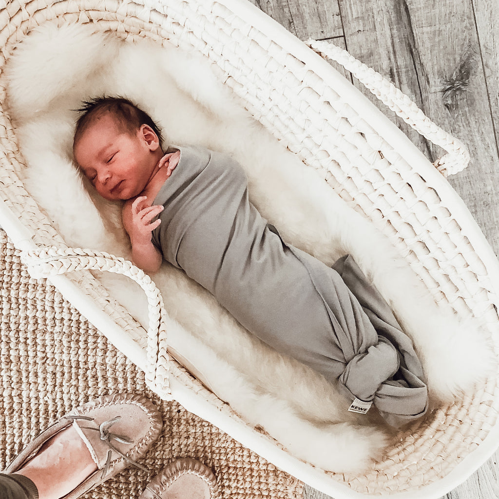 Bamboo Baby Blankets - KEWE Clothing