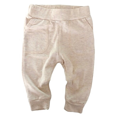 Bamboo Pocket pants - Sand Storm - KEWE Clothing