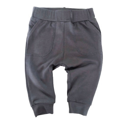 Bamboo Pocket pants - Dark Sky - KEWE Clothing