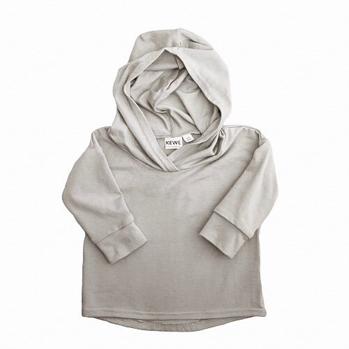Bamboo Hoodie - Cloudy Day - KEWE Clothing