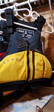 Load image into Gallery viewer, Paddling Specific PFD - Kokatat Aries Yellow