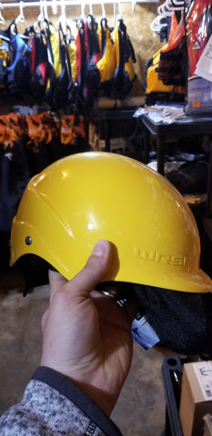 WRSI - Current Helmet Without Vents (Closeout of Product)