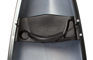 Molded Seat with Backrest - Bow