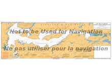 Load image into Gallery viewer, CHS Marine Chart 4141 Saint John to Evandale
