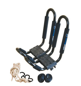 Kayak Car Rack - Swagman Contour J Bar
